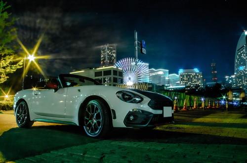 ペーパードライバー、スポーツカーに乗る~Abarth 124 Spider編~ 【『車の試乗記』まとめ】