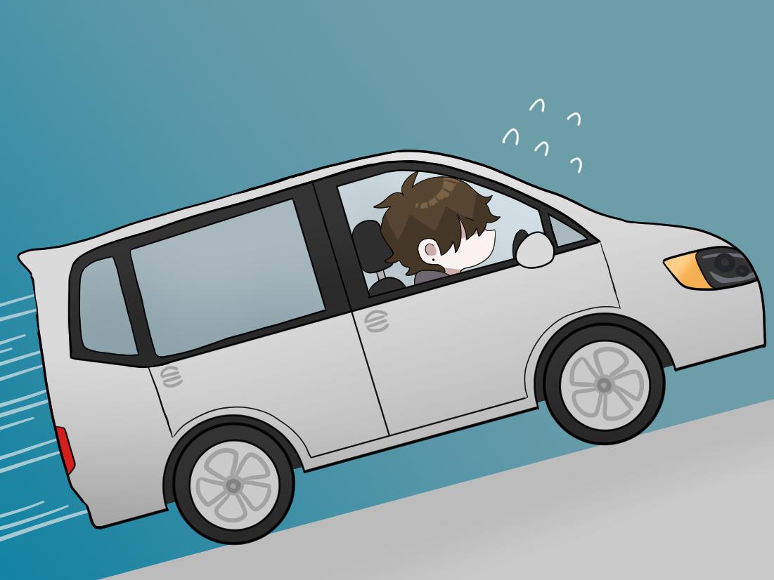 第6話 「坂道発進は半クラキープとタイミングゲーム」【免許なしの車好き。ついに免許を取ることにした。】